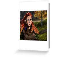 E3 2016 Painting Series 2 Greeting Card