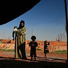 Syrian Family by KerryPurnell