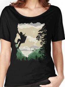 Breath of Adventure Women's Relaxed Fit T-Shirt