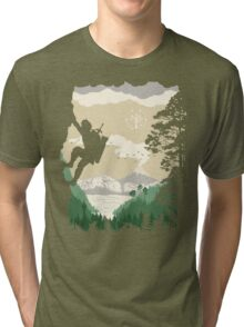 Breath of Adventure Tri-blend T-Shirt