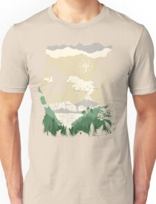 Breath of Adventure Unisex T-Shirt