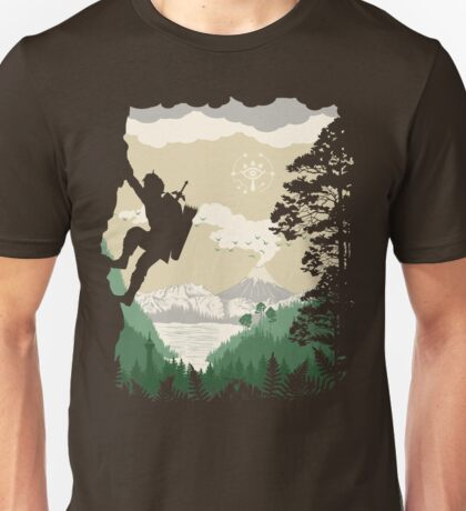 Breath of Adventure Unisex T-Shirt
