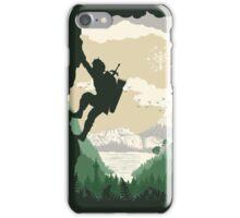 Breath of Adventure iPhone Case/Skin