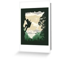 Breath of Adventure Greeting Card