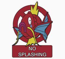 Magikarp used Splash! by judgerudge