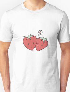Strawberry Love Unisex T-Shirt