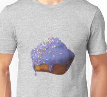 Purple Cake Unisex T-Shirt