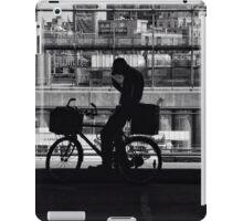 Montreal bw iPad Case/Skin