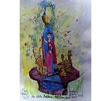 The Water Goddess Photographic Print