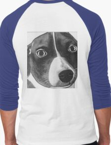 Bella Men's Baseball ¾ T-Shirt