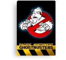 PNW: Ghostbusters Poster Canvas Print