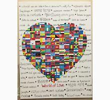 World of Love Unisex T-Shirt