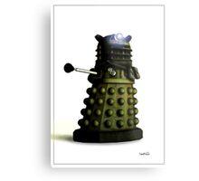 Ironside - Dalek Metal Print