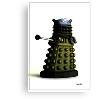 Ironside - Dalek Canvas Print