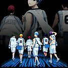 The Basketball That Kuroko Plays by 666hughes