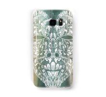 White Heart in Winter Sunset Samsung Galaxy Case/Skin