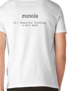 eunoia Mens V-Neck T-Shirt
