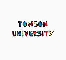 Tiedye Towson University Design Unisex T-Shirt