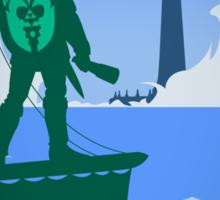 Zelda - The Wind Waker Sticker