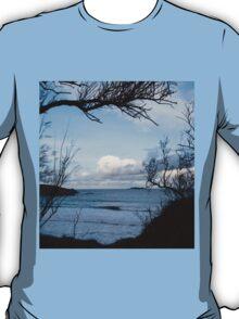 Natural Window - Harlyn Bay - Cornwall T-Shirt