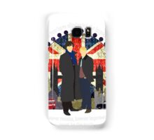 Eliminate the Impossible (White Text) Samsung Galaxy Case/Skin