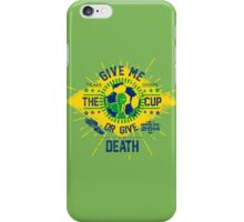 BRASIL WORLD CUP 2014 iPhone Case/Skin