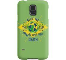 BRASIL WORLD CUP 2014 Samsung Galaxy Case/Skin
