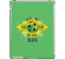 BRASIL WORLD CUP 2014 iPad Case/Skin