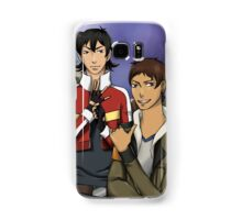 Voltron: Keith and Lance Samsung Galaxy Case/Skin