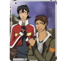 Voltron: Keith and Lance iPad Case/Skin