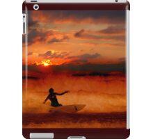 Last Wave iPad Case/Skin