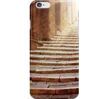 Stairs To Light iPhone Case/Skin