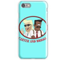 Carter and Briggs iPhone Case/Skin
