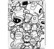 The Robots In My Mainframe iPad Case/Skin