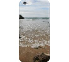 Mewslade Bay - Gower - Wales iPhone Case/Skin