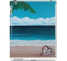 Little Shell iPad Case/Skin