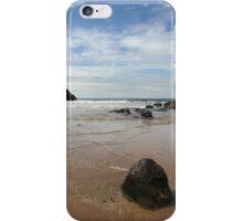 Mewslade Bay - Wales iPhone Case/Skin