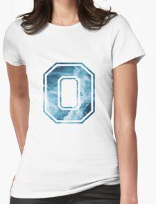 Block O Ocean Womens Fitted T-Shirt