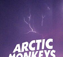 Arctic Monkeys - Crying Lightning by 11emk