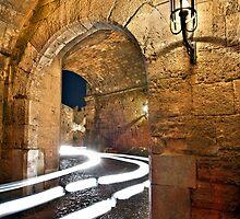 Medieval Traffic - Rhodes island by Hercules Milas