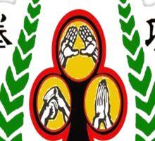 Kajukenbo Nation, Kajukenbo Honor Sticker
