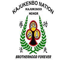 Kajukenbo Nation, Kajukenbo Honor Photographic Print