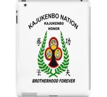 Kajukenbo Nation, Kajukenbo Honor iPad Case/Skin