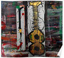 reggae four Poster