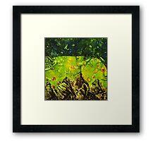 Untitled II Framed Print