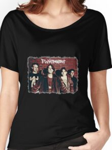 Pavement - Band Women's Relaxed Fit T-Shirt