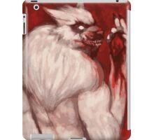 Werwolf Havara / Tasting Prey iPad Case/Skin