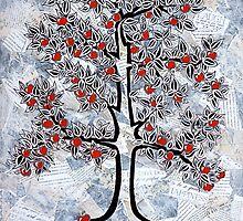 Apple Tree by Lisafrancesjudd
