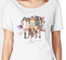 Fifth Harmony - 7/27 (Blossom) Women's Relaxed Fit T-Shirt
