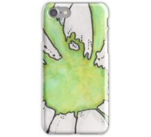 nothing but the bones iPhone Case/Skin